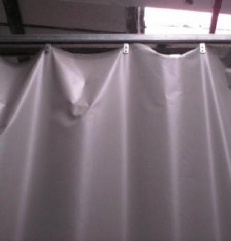Industriële gordijnen - Zeildoeken: industrieel textiel en bachen